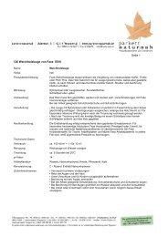 Seite 1 120 Weichholzlauge von Faxe 0510 - Parkett Naturnah