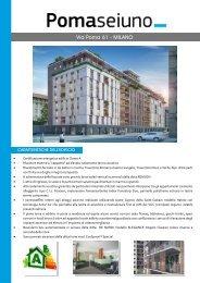 CAPITOLATO SINTETICO POMA A4 - Immobiliare.it