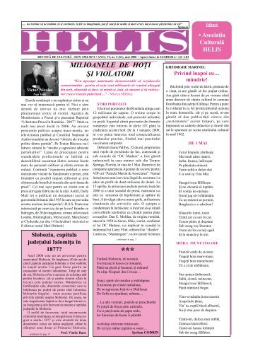 Helis - mai 2008.p65 - Revista HELIS