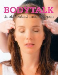 Bodytalk – direktkontakt med kroppen - Free
