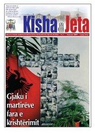 Gjaku i martirëve fara e krishtërimit - kishadhejeta.com