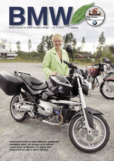 2007 nr. 3 - BMW Klubben Norge