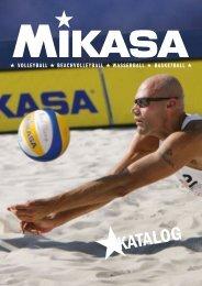 Aktueller MIKASA Katalog als Download - Hammer Sport AG
