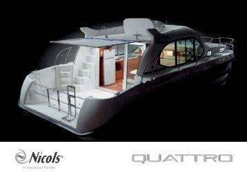 Ihr Hausboot Partner - Nicols Hausboot