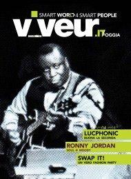 SWAP IT! LUCPHONIC RONNY JORDAN - Viveur