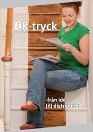 Broschyr DR Tryck - Posten