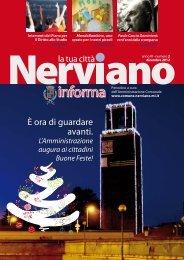 Anno VI - Numero 2 Dicembre 2012 - Comune di Nerviano