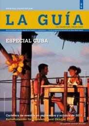 ESPECIAL CUBA - La Guía de Frankfurt/RheinMain
