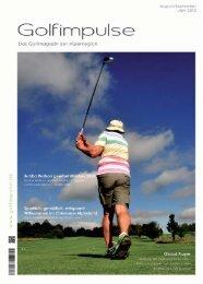 Proshop Angebote, Turnier Infos · Weiteren Mehrwert: Golf - Startseite