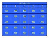 Bio-Chemistry Jeopardy.pdf - Enfield High School