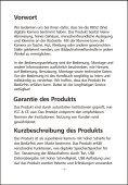 Bedienungsanleitung - Hobby King - Seite 3