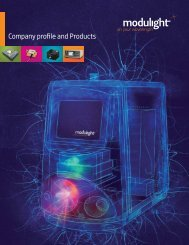 Brochure 2013 (PDF) - Modulight