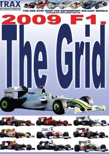 order form - TRAX Motorsport Marketing