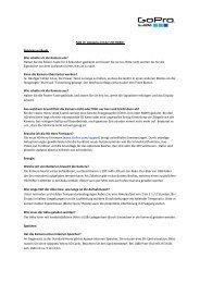 FAQ Stand Mai 2011 - HPS-Racing