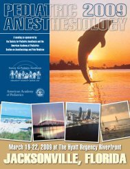 March 19-22, 2009 at The Hyatt Regency Riverfront - The Society for ...