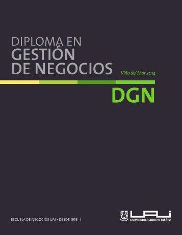 folleto - Universidad Adolfo Ibañez