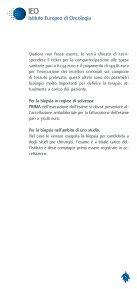 16 - Istituto  Europeo di Oncologia - Page 5