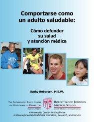 Comportarse como un adulto saludable: Cómo defender su salud y ...