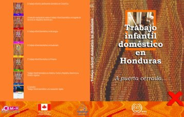 El Trabajo Infantil Doméstico en Honduras. A Puerta Cerrada..., 2003