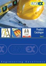 Product Catalogue – Engex UK