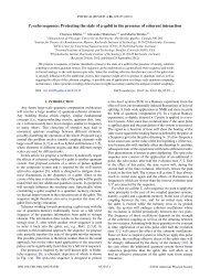 T1-echo sequence - EPIQ - Université de Sherbrooke