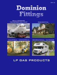 LP GAS PRODUCTS - H.  Paulin