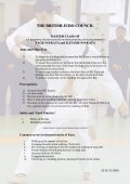 Information - British Judo Council - Page 2