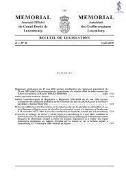 A - N° 86 / 3 juin 2010 -  Administration des contributions directes