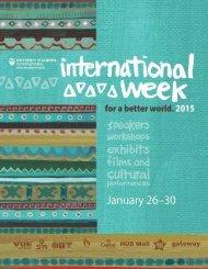 I-Week2015ProgramGuide