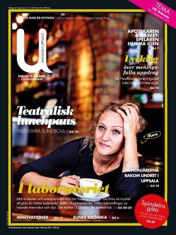 Uppsalas - InPress