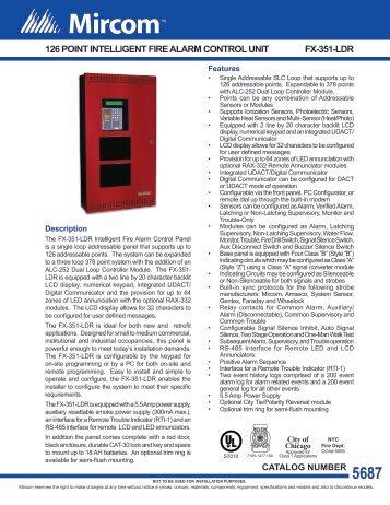126 point intelligent fire alarm control panel fx 351 ldr mircom?quality\=85 mircom fx 2000 wiring diagram mircom fx 2003 6ds \u2022 wiring diagram  at webbmarketing.co