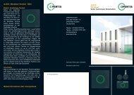eLOCK Wandleser eLOCK | Wandleser Terminal ... - Opertis GmbH