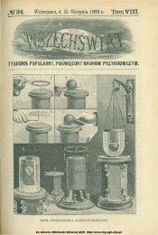 ,M34. Warszawa, d. 25 Sierpnia 1889 r. Tom VIII - AGH