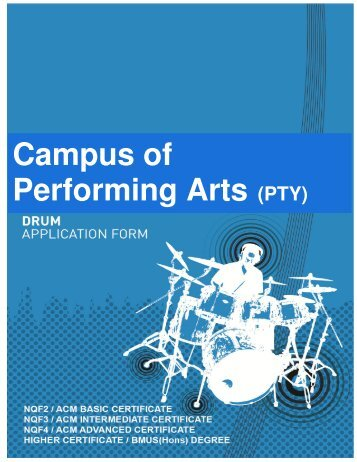 Campus of Performing Arts (PTY)