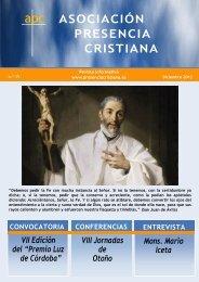 opinión - Asociación Presencia Cristiana en Córdoba
