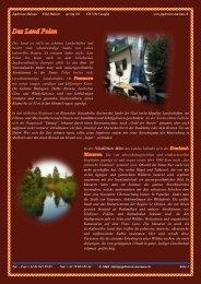 Das Land ist reich an schönen Landschaften ... - Jagdreisen Muraun