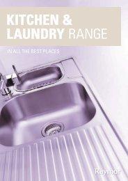Raymor Kitchen & Laundry - Mico Design