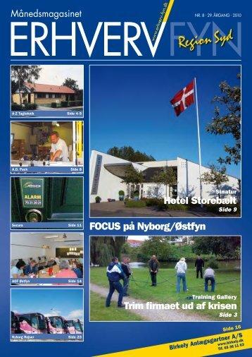 August 2010 - Velkommen til Erhverv Fyn