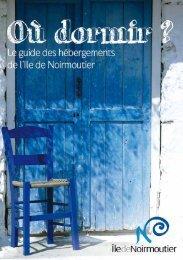Contents - Inhaltsverzeichnis - Noirmoutier