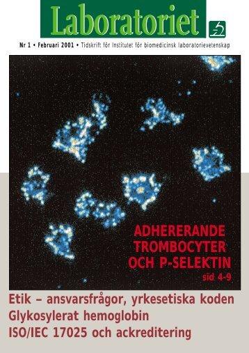Trombocyter - Institutet för biomedicinsk laboratorievetenskap, IBL