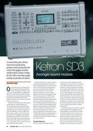 Ketron SD3.indd