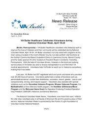 Print Version (PDF) - VA Butler Healthcare