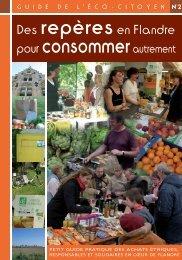 pour consommerautrement - Pays Cœur de Flandre