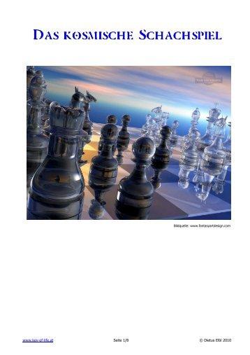 Das kosmische Schachspiel.pdf - Key of Life