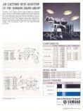 YAMAHA SYSTEM DRUMS - La Toile des batteurs - Page 2