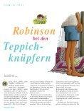 Robinson bei den Teppichknüpfern - Kindernothilfe - Seite 2