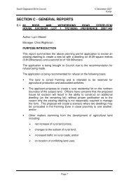 C.1 - South Gippsland Shire Council