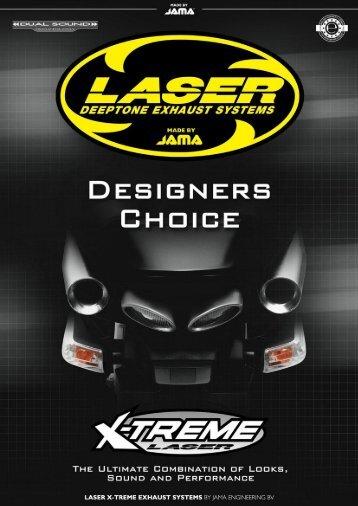 Laser X-treme PDF Brochure - Laserexhausts.com