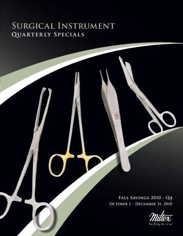 Surgical Instrument - Integra LifeSciences