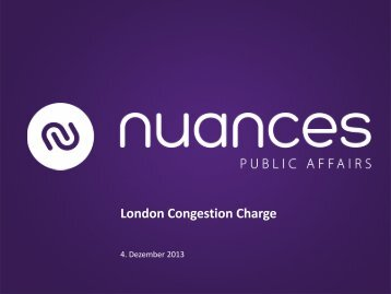 London Congestion Charge - TelematicsPRO